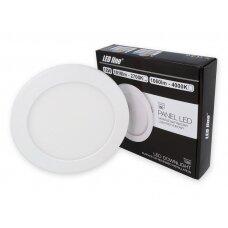 Apvalus LED šviestuvas (universalus) 12W, 2700K, 1060lm, LEDline