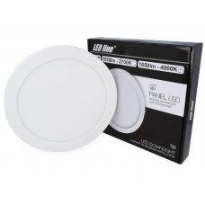 Apvalus LED šviestuvas (universalus) 18W, 4000K, 1570lm, LEDline