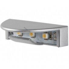 Baldinis LED šviestuvas CLAMPO 0.24W, WW, Kanlux