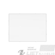 Dangtelis-aklė AD smėlio sp., XP500, Vilma