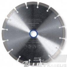 Deimantinis diskas 125x22.2 S Basic-1, Berner