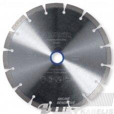 Deimantinis pjovimo diskas 150x22,2 Dry, Berner