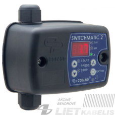 Elektroninė slėgio relė Switchmatic 2