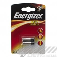 Elementas A27 12V šarm.FSB2 Energizer