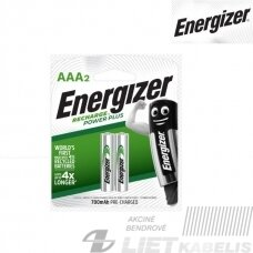 Elementas, AAA 1.2V HR03 850mAh Energizer