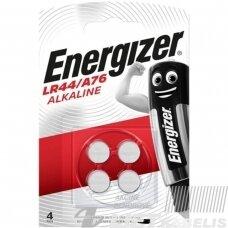 Elementas (diskinis), A76 LR44 1.5V Energizer