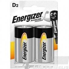 Elementas D2 LR20  1.5V Energizer