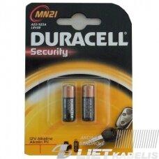 Elementas Duracell 23A MN21