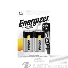 Elementas LR14 C BL2 Energizer