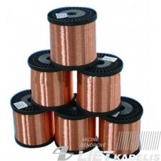 Emaliuotas laidas IEC 317-13 0.71 (1 kg)