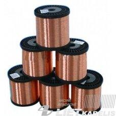 Emaliuotas laidas IEC 317-13 0.75 (1 kg)