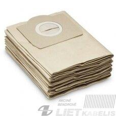Filtras 1408 dulkių siurbliui 407,408 popierinis (Eta)