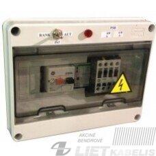 Giluminio siurblio valdymo pultas 1,5-2,2KW (be fanox)