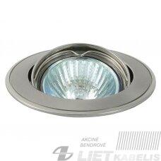 Halogeninis šviestuvas, CTC-5515-MPC/N 50W 12V M
