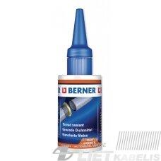 Hermetikas sriegiams 50 ml HSF-P1, Berner