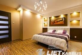 Kaip nustatyti, kiek LED šviestuvų reikės, norint tinkamai apšviesti patalpą