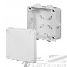 Instaliacinė paskirstymo dėžutė 0233-00PK-4 EP-LUX 65x135x135 IP55, Elektroplast