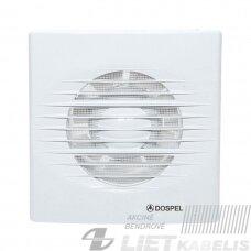 Ištraukiamasis ventiliatorius 100WC  su laikmačiu,DOSPEL