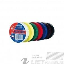 Izoliacija PVC 20mx19mmx0.13mm, Electrix 211 mėlyna