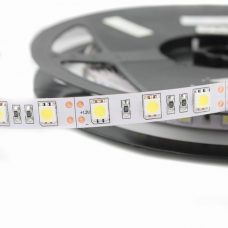 Juosta LED 10,8W/m, 3000K, 5050, IP20, V-TAC