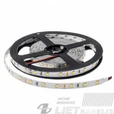 Juosta LED 14,4W/m, 12V, RGB, 5m, IP20,  AKTO
