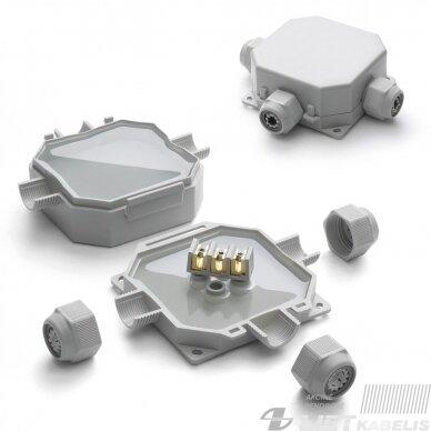 Jungtis geline,Ready box komplektas Ray tech 2