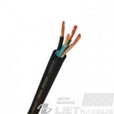 Kabelis  H05RR-F 4x4 (1 m)