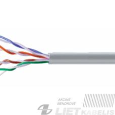 Kabelis kompiuteriui FTP-Kat.6  5 4x2x0.5 JetLan (1 m)