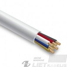 Kabelis signalizacijai CA-60/22 6x0,22mm (1 m)
