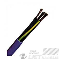 Kabelis YSLY-JZ 25x0.75 (1 m)