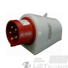 Kištukas IPN 3253 5x32A sieninis SEZ
