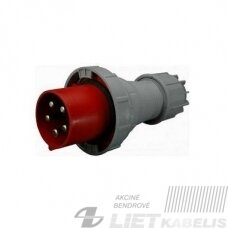 Kištukas IVG3253 5x32A, IP67, SEZ