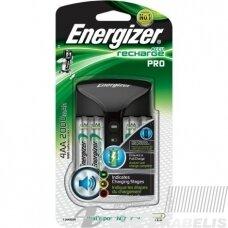 Kroviklis akumuliatoriaus elementui, BEKK6 2000mAh+2AA, Energizer