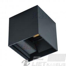Kvadratinis LED lauko šviestuvas REKA ,7W,  EL L GR, Kanlux