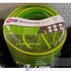 "Laistymo žarna 5/8"" 50m Professional Green"