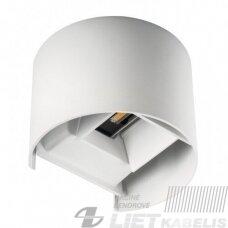 Lauko šviestuvas REKA LED apvalus 7W, 4000K, 510W, IP54, Kanlux