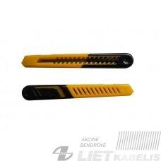 Laužomųjų ašmenų peilis SX63 9mm, Vagner