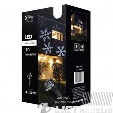 LED projekcinis lauko lazeris, ZY1936 IP44, balta