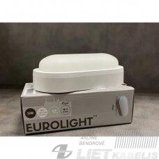 LED šviestuvas 12W, 4000K IP65,  Eurolight Riga