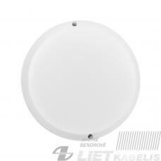 LED šviestuvas Riga 12W, 4000K, 960Lm, IP65, Eurolight
