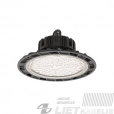 LED Šviestuvas UFO 200W, 4000K, 30000lm, 90°, IP66, Philips