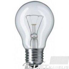 Lempa kaitrinė 40W, E27, 24V, Iskra