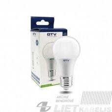 Lempa LED 10W, E27, 3000K, 840Lm, GTV