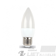 Lempa LED 10W E27 3000K 920 lm žvakės formos, ENERGY LIGHT