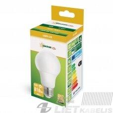 Lempa LED 10W, E27, 4000K, 810Lm, Spectrum LED