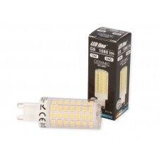 Lempa LED 12W, G9, 230V, 1080lm, 4000K, keramikinė, LEDline
