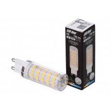 Lempa LED 6W, G9, 230V, 550lm, 2700K, keramikinė, LEDline