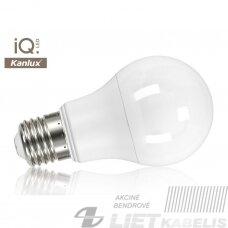 Lempa LED 5,5W E27  6500K  KANLUX