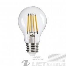Lempa LED STEP CCT filomentinė 7W, E27, 2700-6500K, 810Lm, Kanlux