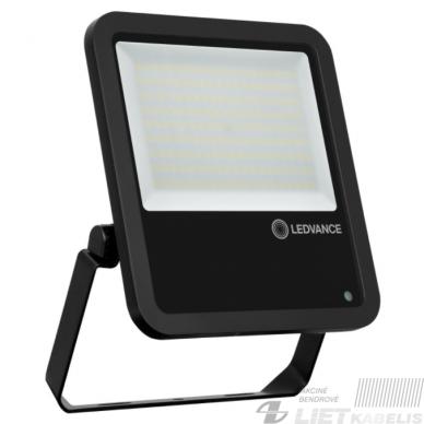 LED šviestuvas 70W, 4000K, 7700lm, IP65, juodas Ledvance